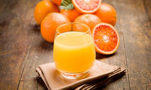 オレンジジュースと二日酔い
