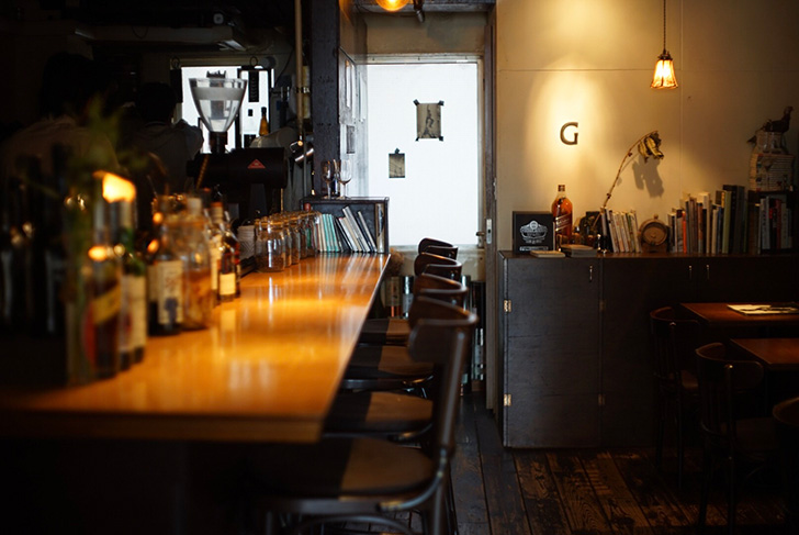 コーヒーバー ガレッジ/COFFEE BAR GALLE