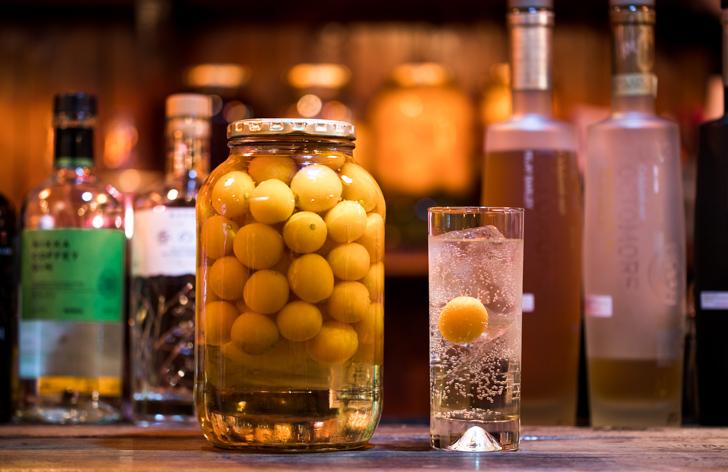 金柑の果実酒(無加糖)