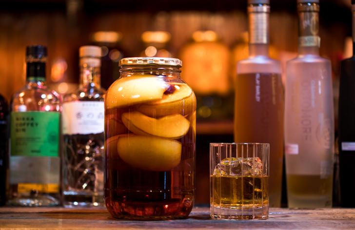 リンゴの果実酒