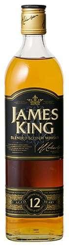 ジェームズキング ブラックラベル