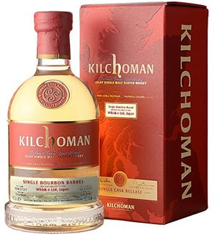 キルホーマン 10年 シングルカスク