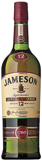 ジェムソン 12年スペシャルリザーブ