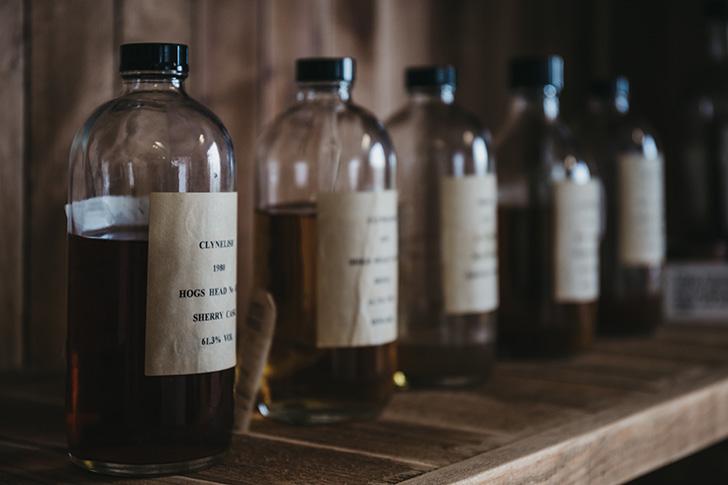 クライヌリッシュの瓶