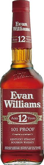 エヴァンウィリアムス 12年