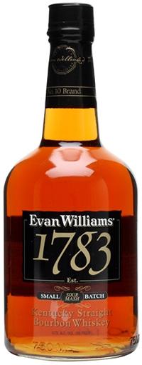 エヴァンウィリアムス 1783