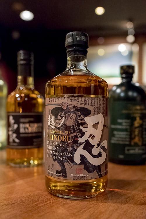 越ノ忍ウイスキー