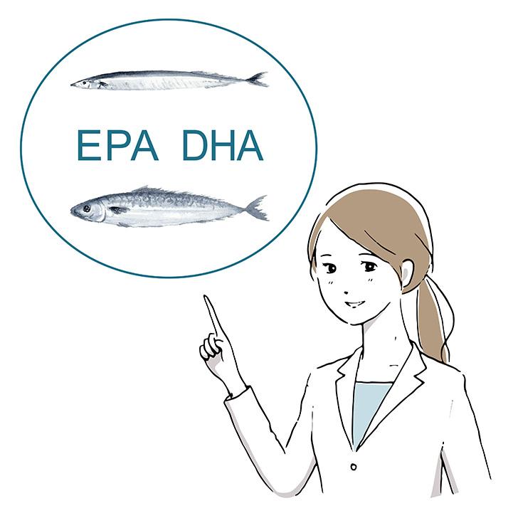 EPAとDHA
