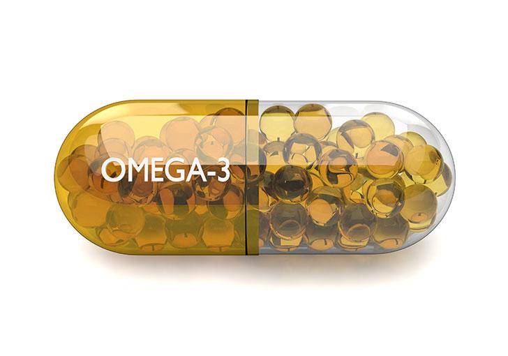 オメガ3の錠剤