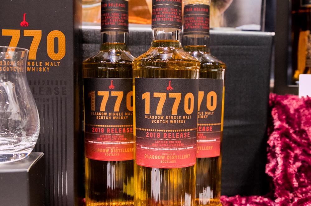 1770 グラスゴー・シングルモルト ・スコッチウイスキー 2019 RELEASE