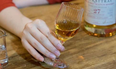 ウイスキーストレート(ニート)おすすめの飲み方