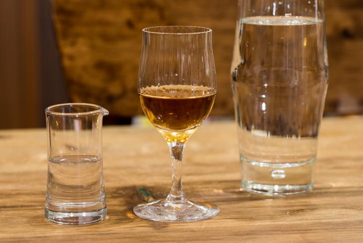 ウイスキーのトワイスアップおすすめの飲み方