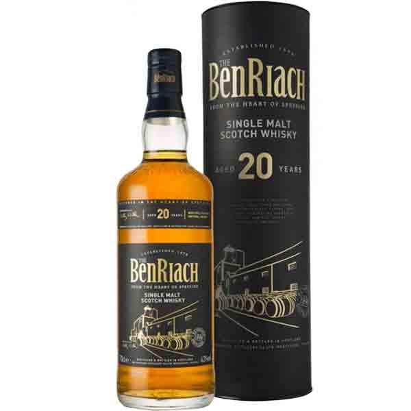 ベンリアック 20年
