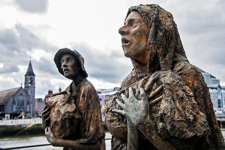 アイルランドのジャガイモ飢饉
