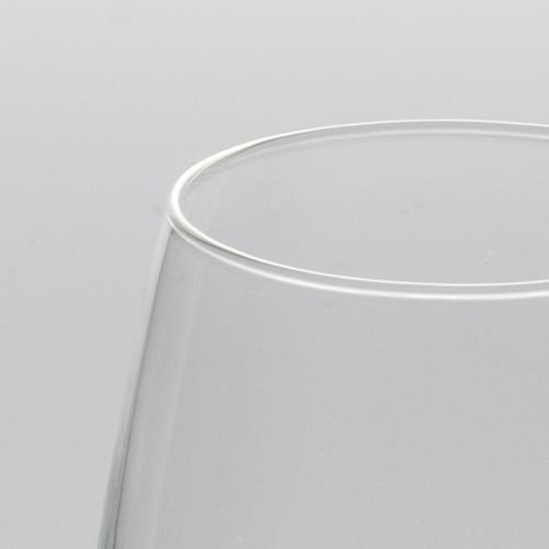 ロナ(INAO/ISO)テイスティンググラス240mlのリム
