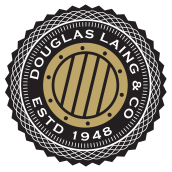 ダグラスレイン社のロゴ