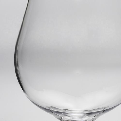 ロナパレンカテイスティンググラス200mlのボウル