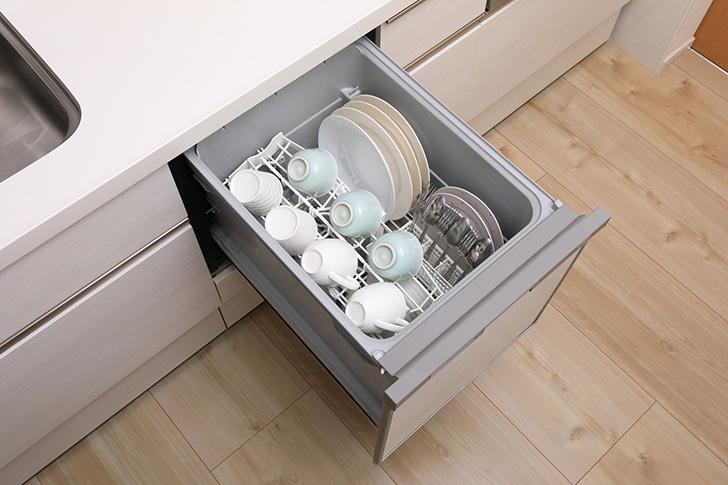 グラスを食洗器(食器洗浄機)で洗う場合