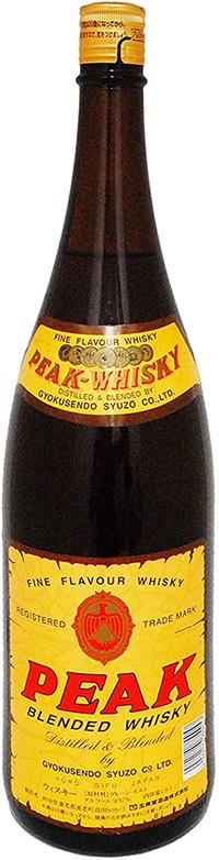 ピーク・ウイスキー
