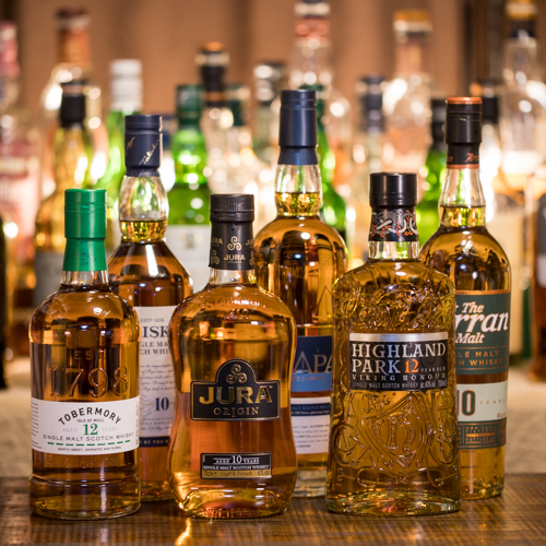 2020年3月のおすすめウイスキー銘柄はアイランズセット