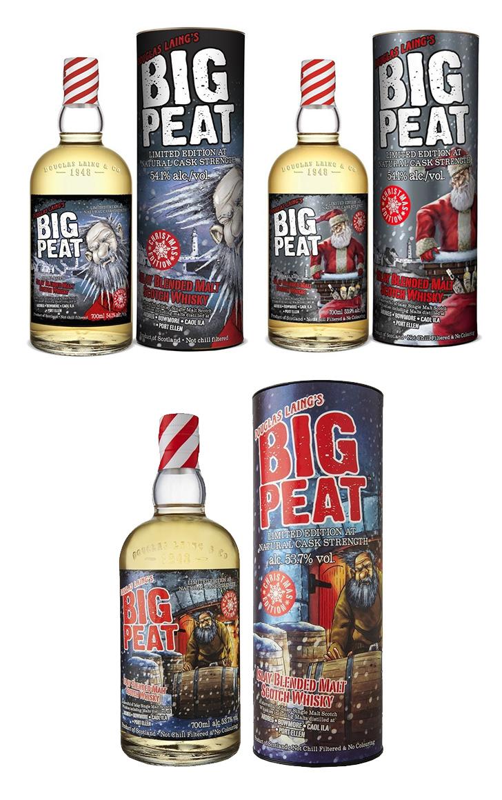 クリスマスのプレゼントにおすすめウイスキー/ビッグピート クリスマスエディション