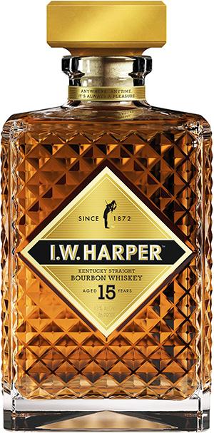I.W.ハーパー 15年