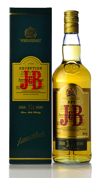 J&B エクセプション 12年