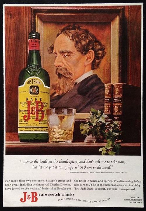 ウイスキーJ&Bの歴史