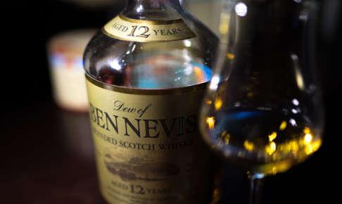 ベンネヴィスの味やおすすめの種類/おいしい飲み方/10年・ネヴィスデュー・デューオブベンネヴィス