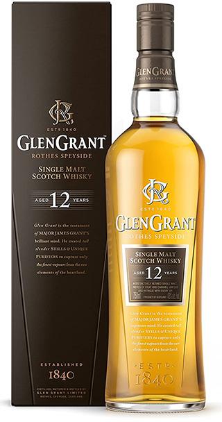 グレングラント12年