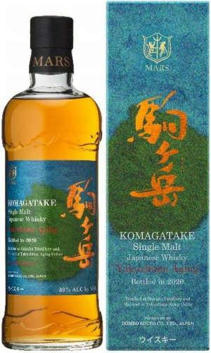 駒ヶ岳 屋久島エイジング Bottled in 2020