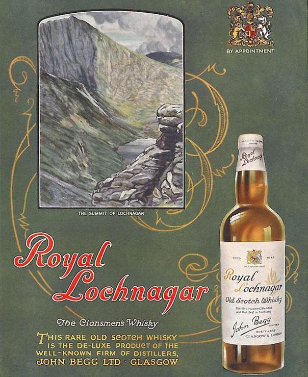 ロイヤルロッホナガーのポスター