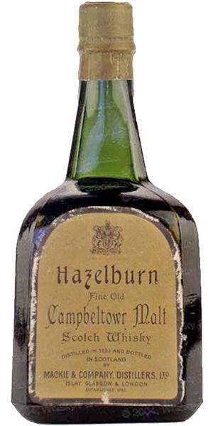 Mackie&Company時代のボトル