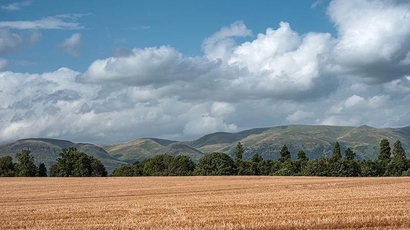 スコットランド、ローランドのロージアン地方