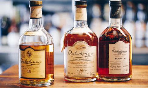 ダルウィニーの味やおすすめの種類とおいしい飲み方/15年・ウィンターズ ゴールド・ディスティラーズ・25年