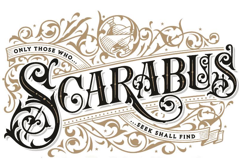 スカラバスのロゴ