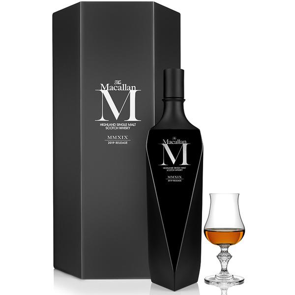 ザ・マッカラン Mブラック